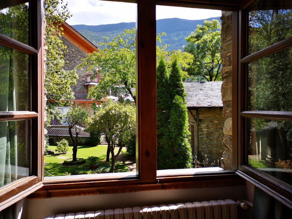 Hoteles en Ordino
