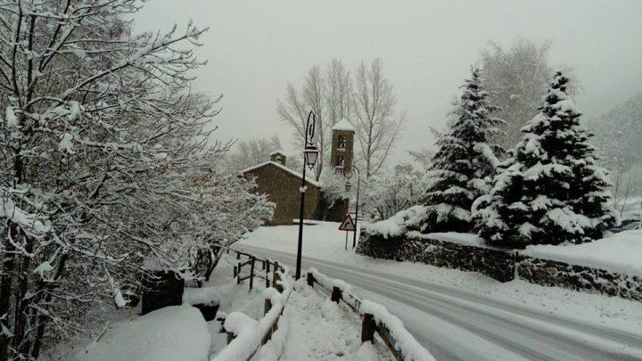 cortinada invierno